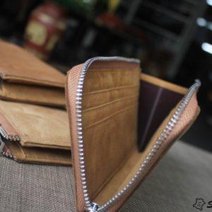 Ví zip handmade cao cấp 15